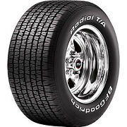 Bf Goodrich Radial T/a P235/60r14 96s Wl 4 Tires
