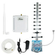 Atandt Verizon Tmobile Cell Phone Signal Booster 3g 4g Lte 1700mhz 4 Band Repeater
