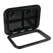 Marine Deck Access Hatch With Lid - Anti-aging Ultraviolet Resistant Abs