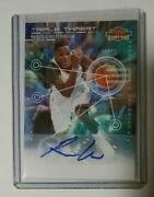 Nba Russell Westbrook Autograph Card F/s Japan