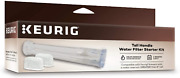 Keurig Tall Handle Water Filter Starter Kit, Comes With Water Filter Handle And