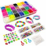 Loom N Crafts Rubber Band Crafting Refill Kit
