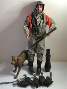 Rare Wild Adventure Duck Hunter Deluxe Action Figure With Articulation
