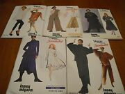 Issey Miyake Lot Of 5 Vintage Patterns All Uncut