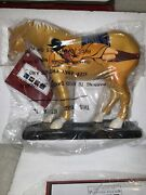 Trail Of Painted Ponies 2e/2741 Blondes Palomino David Devary Horses 12227.