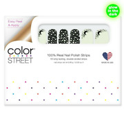 Oh My Stars Color Street Nail Polish Strips Glow In The Dark Halloween Retired