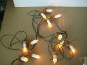 String 12 Candle Brights Christmas Tree Lights