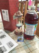 """V Rare Disney Tradition 'tinkerbell Shining Sprite' 11"""" Boxed/working"""