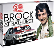 Peter Brock The Early At Years Bathurst Dvd Motor Racing King Of Mountain New R4