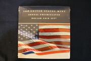 2008 Us Mint Annual Uncirculated Dollar Coin Set Unopened Mint Packaging