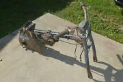 1983 Honda Atc70 Frame And039and039christmas Specialand039and039 Rare Frame With Carb Box And Handles