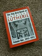 Big Red Book Of American Lutherie Volume 1 1985-1987 Hardcover Gal