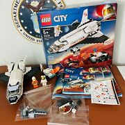 Lego City Space Mars Research Shuttle 60226 Building Kit - Incomplete