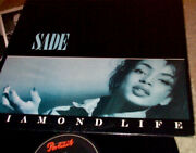 Diamond Life Sade Nmint Portrait Orig Smooth Operator Why Canand039t We Live Together