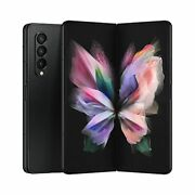 Samsung Galaxy Z Fold 3 5g Factory Unlocked Android Cell Phone Us Version Smartp