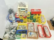 Large Lot Over 1500+ Pieces - Instrumental Stoppers Fittings Valves Adapters