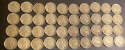 Full Date- 40 Buffalo Nickels In Green Bag Nice Collection