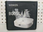 Sonos Boost - Boostus1 In Box, White Working Condition All Cables