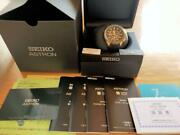 Seiko Astron Japan Day Date World Time Gps Solar Mens Watch Authentic Working