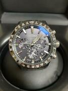 Seiko Astron Sbxc003 Day Date World Time Gps Solar Mens Watch Authentic Working