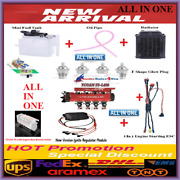 All In One Toyan Fs-l400 14cc Inline 4-cylinder 4-stroke Water-cooled Nitro Gift