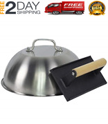 New Bbq Griddle Tool Grill Set Flat Top Barbecue Acce
