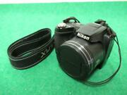 712 Nikon Coolpix L110 With Memory Card