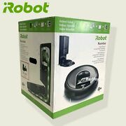 New Irobot Roomba I8+ Wi-fi Connected Robot With Automatic Dirt Disposal I855020