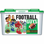 Masterpieces Football Guys Sports Action Figures