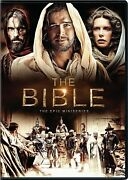 Dvd - The Bible The Epic Miniseries - Brand New