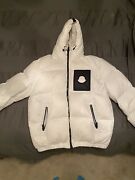 Moncler X Craig Green Genius Treshers Down Puffer Jacket. Size 4. Andpound1160 New
