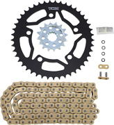 Vortex O-ring Chain And Sprocket Kit With Front And Rear Sprockets Ckg7612