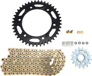 Vortex O-ring Chain And Sprocket Kit With Front And Rear Sprockets Ckg2477