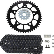 Vortex O-ring Chain And Sprocket Kit With Front And Rear Sprockets Ck7613