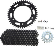 Vortex O-ring Chain And Sprocket Kit With Front And Rear Sprockets Ck2477