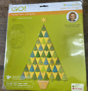 Aaccuquilt Go Fabric Cutting Die 55095 Sparkle - Tree Sarah Vedeler