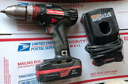 Craftsman 19.2v C3 1/2 Hammer Drill Battery And Charger