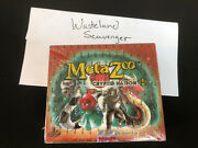 Metazoo Games Tcg Cryptid Nation Booster Box First Edition 36 Packs Per Box