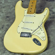 Fender Usa American Stratocaster Olympic White 9-529