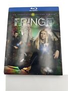 Fringe The Complete Second Season Blu-ray Disc, 2010, 4-disc Set