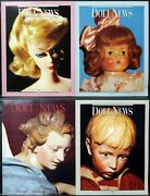 Ufdc Doll News Magazine Andbull Lot Of 4 Quarterly Issues Andbull Complete Year 1996
