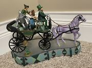 San Francisco Music Box Company Wizard Of Oz Horse Of A Different Color