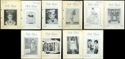 Ufdc Doll News Magazine Andbull Lot Of 10 Vintage Issues Andbull 1968-1971