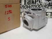 Polaris Xc Sp 500 Ves Liberty Twin Snowmobile Engine 3021256 Cylinder, Core Incl