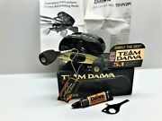 Team Daiwa Td1pi Baitcasting Reel - New Old Stock - Excellent Unfished Condition