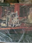 Dept 56 Heritage Village Collection Gatsby West Egg Mansion 56.58939 New In Box