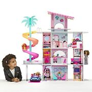 Lol Surprise Omg House Of Surprises Andndash New Real Wood Doll House W 85+ Surprises |