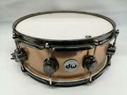 Used Dw Collectorand039s Series Bell Bronze Snare 1130600 Rare