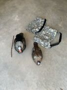 Dave Smith Decoys 3/4 Strut Jake And Mating Hen Decoy