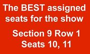 Ghost And Volbeat Vip Prudential Nj 2/10/22 Section 9 Row 1 Seats 10-11 2 Tickets